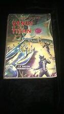 Le rayon fantastique 54 : Henry Kuttner : Vénus et le titan