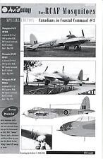 Aviaeology Decals 1/32 RCAF DE HAVILLAND MOSQUITO Canadians in Coastal Command