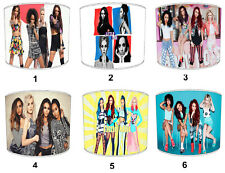 Little Mix Lampshades, Ideal To Match Little Mix Duvets Covers & Wall Decals.