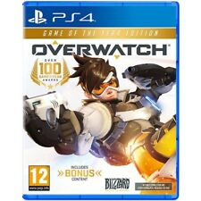 Sony PlayStation 4 Overwatch Game of The Year Edition GOTY Ps4