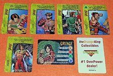 OVERPOWER Grunge set hero Image 5 sp Molecular Assimilation