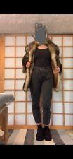 Vintge Jackal Fur coat