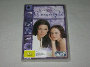 Gilmore Girls - Complete Season 3 - 6 Disc - Region 4 - VGC - DVD