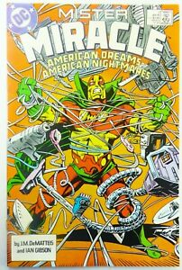 DC MISTER MIRACLE (1989) #1 VF Ships FREE!