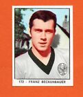 ROOKIE SOCCER CARD FRANZ BECKENBAUER CAMPIONI DELLO SPORT PANINI 1966. rookie card picture