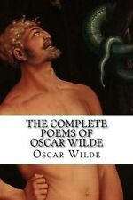 The Complete Poems of Oscar Wilde by Wilde, Oscar -Paperback