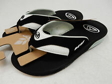REEF WOMENS SANDALS FANNING BLACK MINT SIZE 7