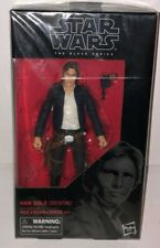 "Star Wars Black Series Han Solo (Bespin) (#70) 6"" Figure - Hasbro - BNIB"