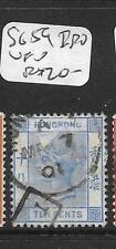 HONG KONG    (PP2806B)  QV 10C  SG 59  IPO  VFU