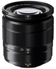 Fujifilm XC 16-50mm II OIS schwarz