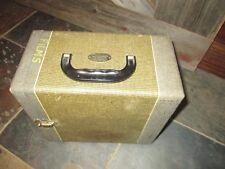 Vintage SLIDE FILES STORAGE 4 Drawer BOX Case COMBCO