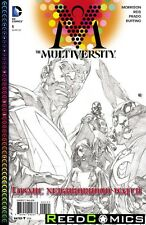 Multiversity #1 (1 in 10 Sketch Variant) Grant Morrison, Ivan Reis (DC Comics)