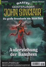 JOHN SINCLAIR Nr. 2074 - Auferstehung der Banshee - Rafael Marques - NEU
