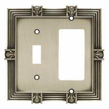 Pineapple Switch Decorator Wall Plate Franklin Brass 64466