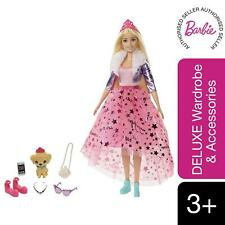 Barbie® Princess Adventure™ Doll with Puppy Toy