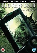 Cloverfield (2 Disc Special Edition) [DVD], , Used; Good DVD