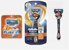 *5 FLEX BALL Gillette FUSION Razor Blades Cartridges Refills fit Proglide Shaver