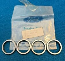 FORD CAPRI MK I 1600 EXHAUST VALVE SEATS / INSERTS GENUINE FORD DEALER PART NEW