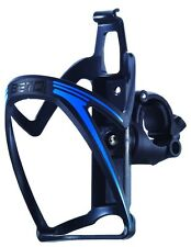 BETO BC-110C Bike Bicycle Quick Release Water Bottle Cage - Black x Blue