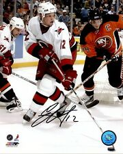 NHL Star ERIC STAAL Signed Photo