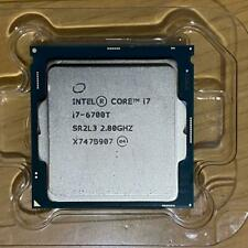 SR2L3 Intel Core i7-6700T 2.8ghz 8mb Quad-Core Socket 1151 LGA 1151 CPU 35w