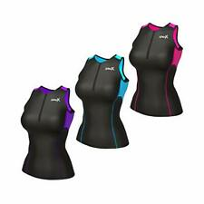 Sparx Women's Perform Tri Tank Women Tri Tops Women Race Cycling Swim Bike Run