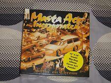Masta Ace Incorporated Sittin On Chrome (Jigsaw Art Puzzle)
