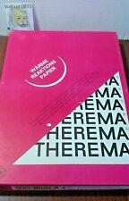 500 Blatt A 4 Thermopapier Kopier Papier Therema ofm DDR Wärme Reaktion Thermo