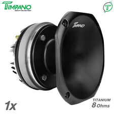 "Timpano TPT-DH2000 2"" Compression Driver Slim Aluminum Horn DH2000 200 Watts"