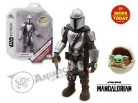 Disney Store Toybox THE MANDALORIAN AND THE CHILD Action Figure Star Wars 2021
