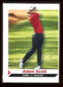 2014 Sports Illustrated for Kids 331 Adam Scott Golf MISCUT
