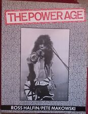 THE POWERAGE: KISS-IRON MAIDEN-LED ZEPPELIN-MOTORHEAD-JUDAS PRIEST (BOOK) !!!!