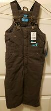 Berne Teal Bb21 2T Toddler Overall Gear Weather Climate