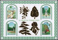 2004 Jardins de France Bloc n. 71 - nuovo / mint