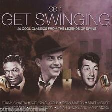 V/A - Get Swinging Volume 1: 20 Cool Classics (UK 20 Tk CD Album)