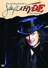 Jekyll & Hyde: The Musical (DVD, 2006)  David Hasselhoff BRAND NEW