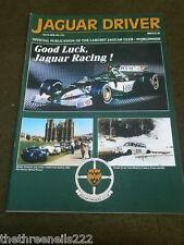 JAGUAR DRIVER #476 - MARCH 2000 - JAGUAR RACING