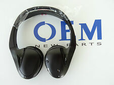 Chevrolet Cadillac GMC Saturn Fold Flat Genuine GM Wireless Infrared Headphone