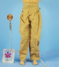 OK010 1:6 Action Figure WW2 German Africa Corps Army Pants Trousers Toy Model