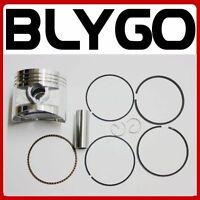 55mm 15mm Pin Piston Rings Kit LIFAN 140cc Engine PIT PRO DIRT BIKE