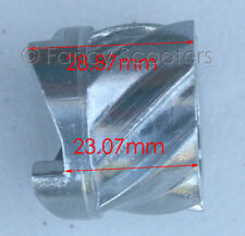Pocket Bike Pull Start Aluminium Gear Worm (Durable)