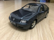 1:18 VW BORA 2002 DIE CAST MODEL GREY RARE W/CERTIFICATE