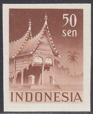 Indonesia - Indonesie Imperforated Stamp 1949 (30D)