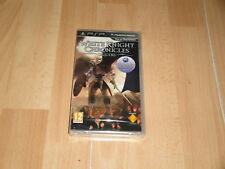 WHITE KNIGHT CHRONICLES ORIGINS RPG DE MATRIX CORP. SONY PSP NUEVO PRECINTADO