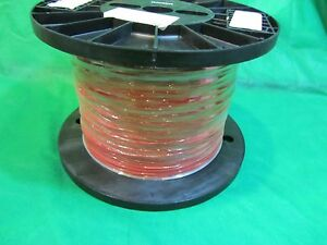 THERMAX M22759/11-12-2 Silver Plated  Wire Red 12 AWG 600V,  2000 Ft