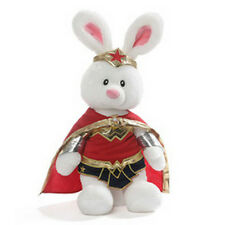 Gund Bunny - Dc Comics - Anya Wonder Woman - Limited Deluxe - Nwt - Easter