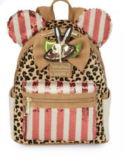 Sac A Dos Loungefly Minnie Attraction Disney Backpack Jungle Cruise Disneyland
