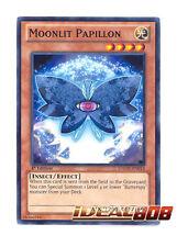 YUGIOH x 3 Moonlit Papillon - GAOV-EN014 - Common - Unlimited Edition Near Mint