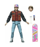 "NECA Ultimate Marty McFly Back to the Future Part II NEW 7"" Action Figure 35TH"