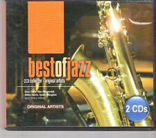 (GM463) Best Of Jazz: Original Artists - 2009 double CD